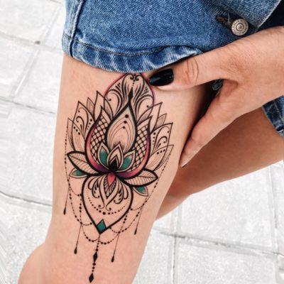 как сделать татуировки