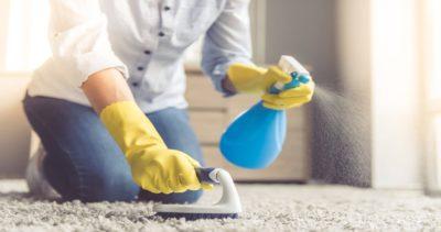 як почистити килим у домашніх умовах