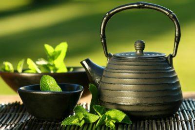 як заварювати зелений чай