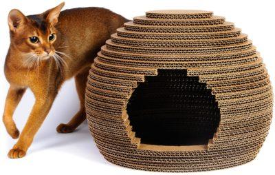саморобні іграшки для кошенят