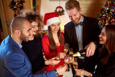 как весело провести новый год