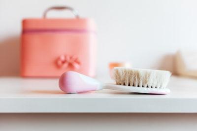 как помыть расческу