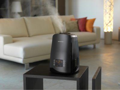 как повысить влажность в комнате