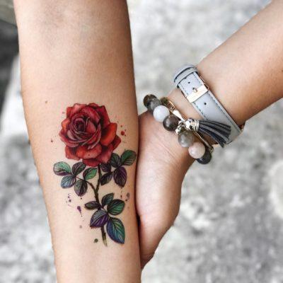 как сделать переводное тату