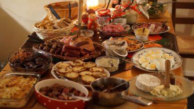 Грандіозна вечеря