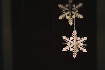 Сніжинки на вікна