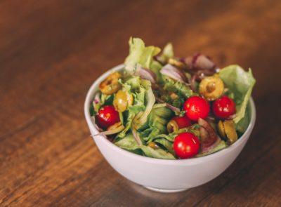 Свежий салат