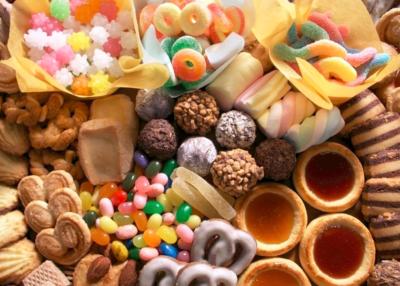 Різноманітні солодощі