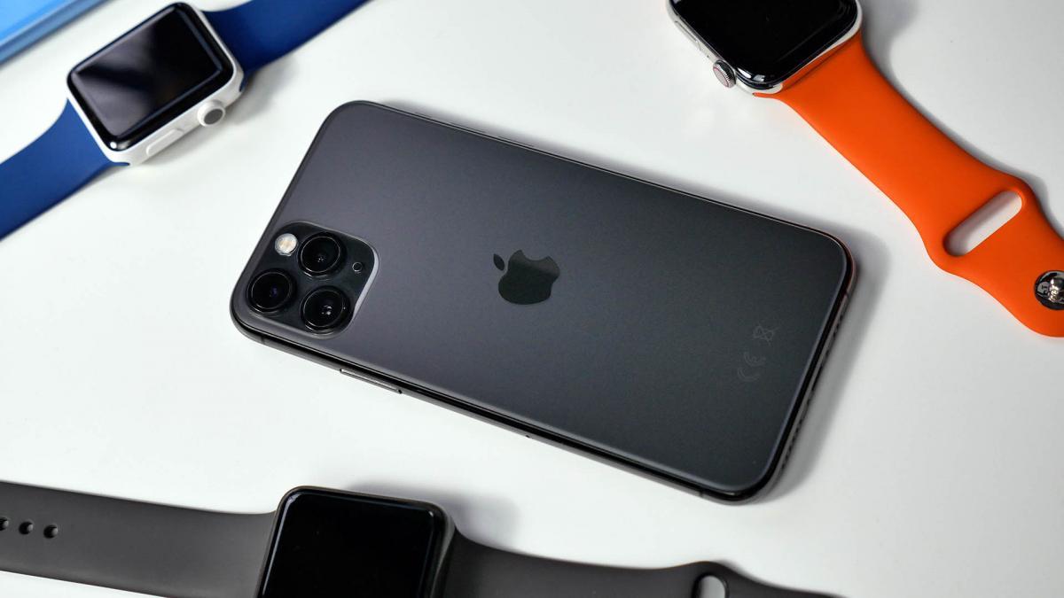 7 смартфонов флагманов 2019 года - новый iPhone с часами