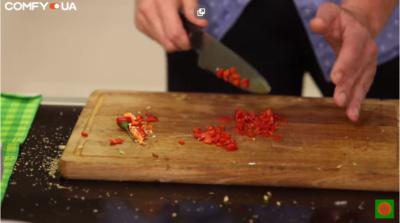 Перець чилі для соусу