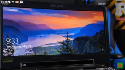 Монітор Acer Predator 21 X