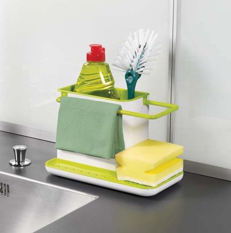 Где хранить губки для посуды