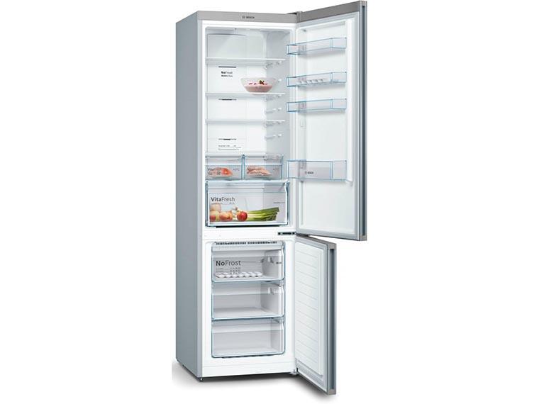 Холодильник Bosch KGN39XI326 внутри