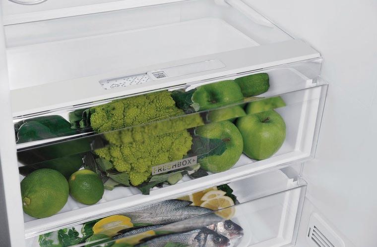 Холодильник Whirlpool W7 911O OX боксы свежести
