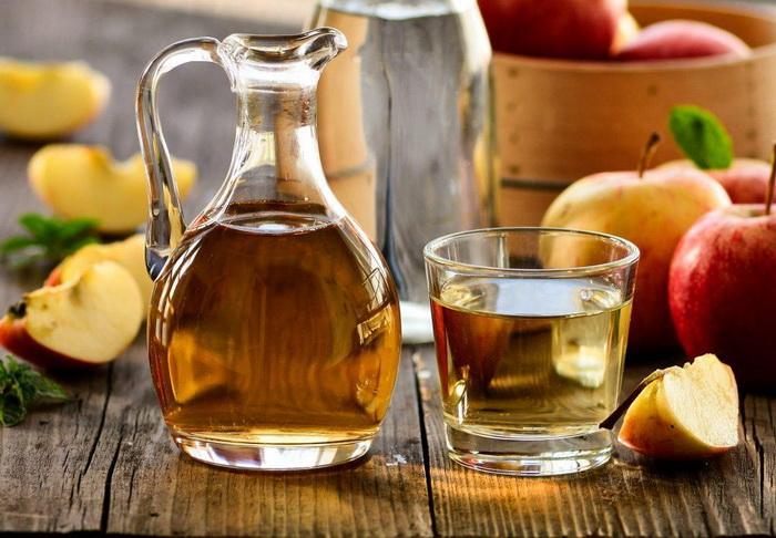 Как сделать домашний яблочный уксус-рецепт