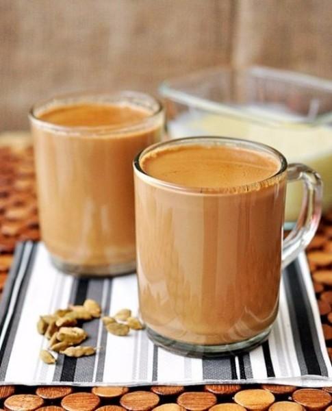 Кофе-со специями
