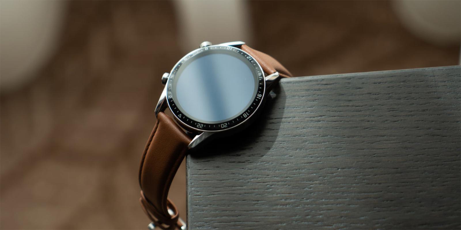 Обзор смарт-часов Huawei Watch GT2 - дизайн смарт-часов