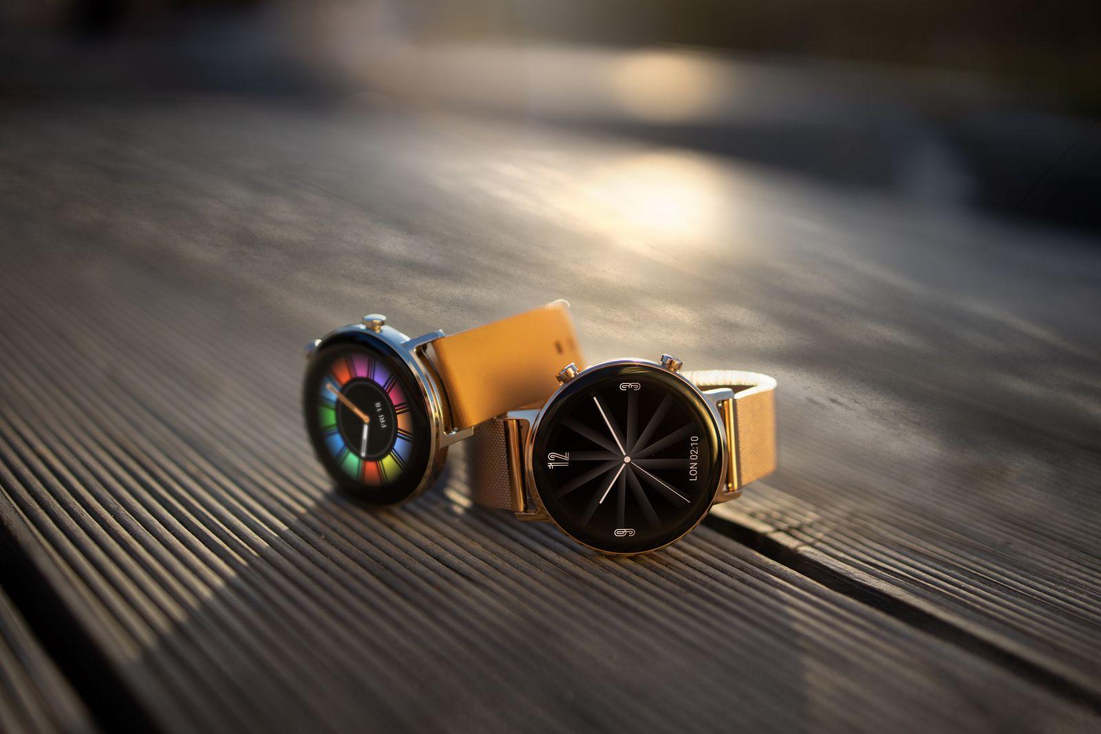 Обзор смарт-часов Huawei Watch GT2 - пара смарт-часов