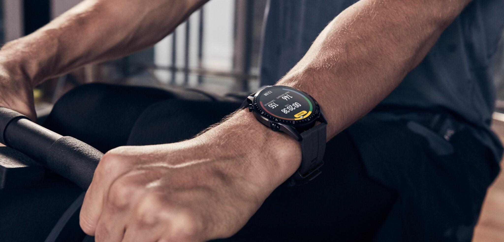Обзор смарт-часов Huawei Watch GT2 - смарт-часы для тренировок