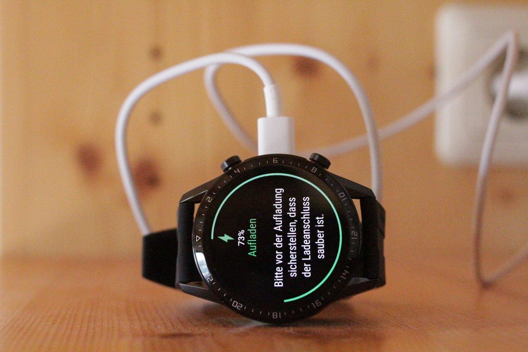 Обзор смарт-часов Huawei Watch GT2 - смарт-часы на зарядке