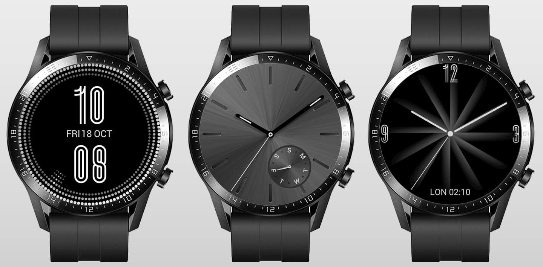 Обзор смарт-часов Huawei Watch GT2 - три циферблата смарт-часов