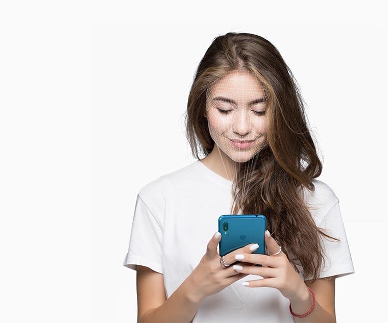 Смартфон Huawei Y6 2019 Black защита данных