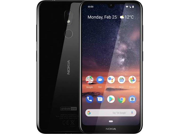 Смартфон Nokia 3.2 2 16Gb Black