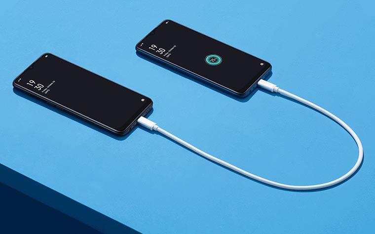 Смартфон OPPO A5 2020 3 64Gb Black емкий аккумулятор