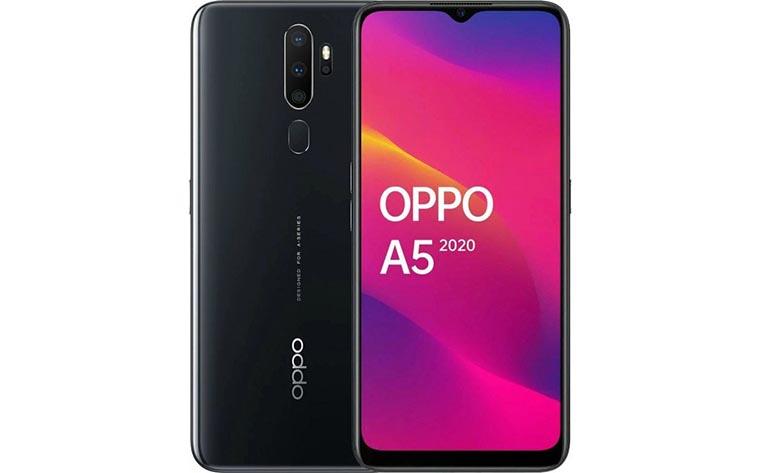 Смартфон OPPO A5 2020 3 64Gb Black