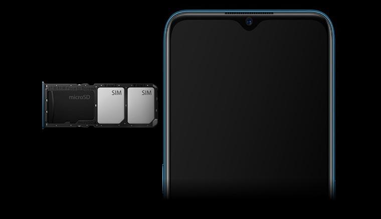 Смартфон OPPO A9 2020 4 128Gb Marine Green три слота