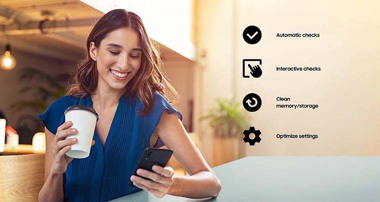 Смартфон Samsung Galaxy A10s 2 32Gb Black функциональность