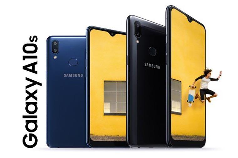 Смартфон Samsung Galaxy A10s 2 32Gb Black