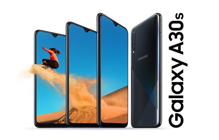 Смартфон Samsung Galaxy A30s 3 32Gb Green