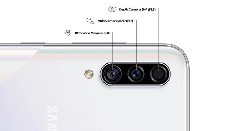 Смартфон Samsung Galaxy A30s 3 32Gb камеры