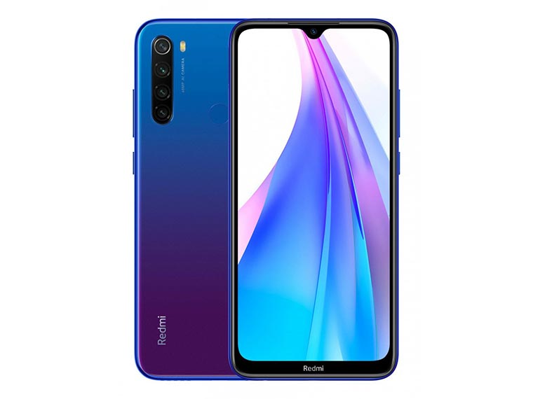 Смартфон Xiaomi Redmi Note 8T 4 64GB Starscape Blue