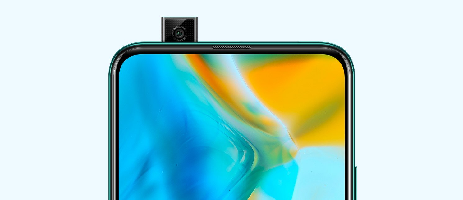 Смартфоны из Китая. Лидеры продаж на конец 2019 года - фронтальная камера huawei p smart z