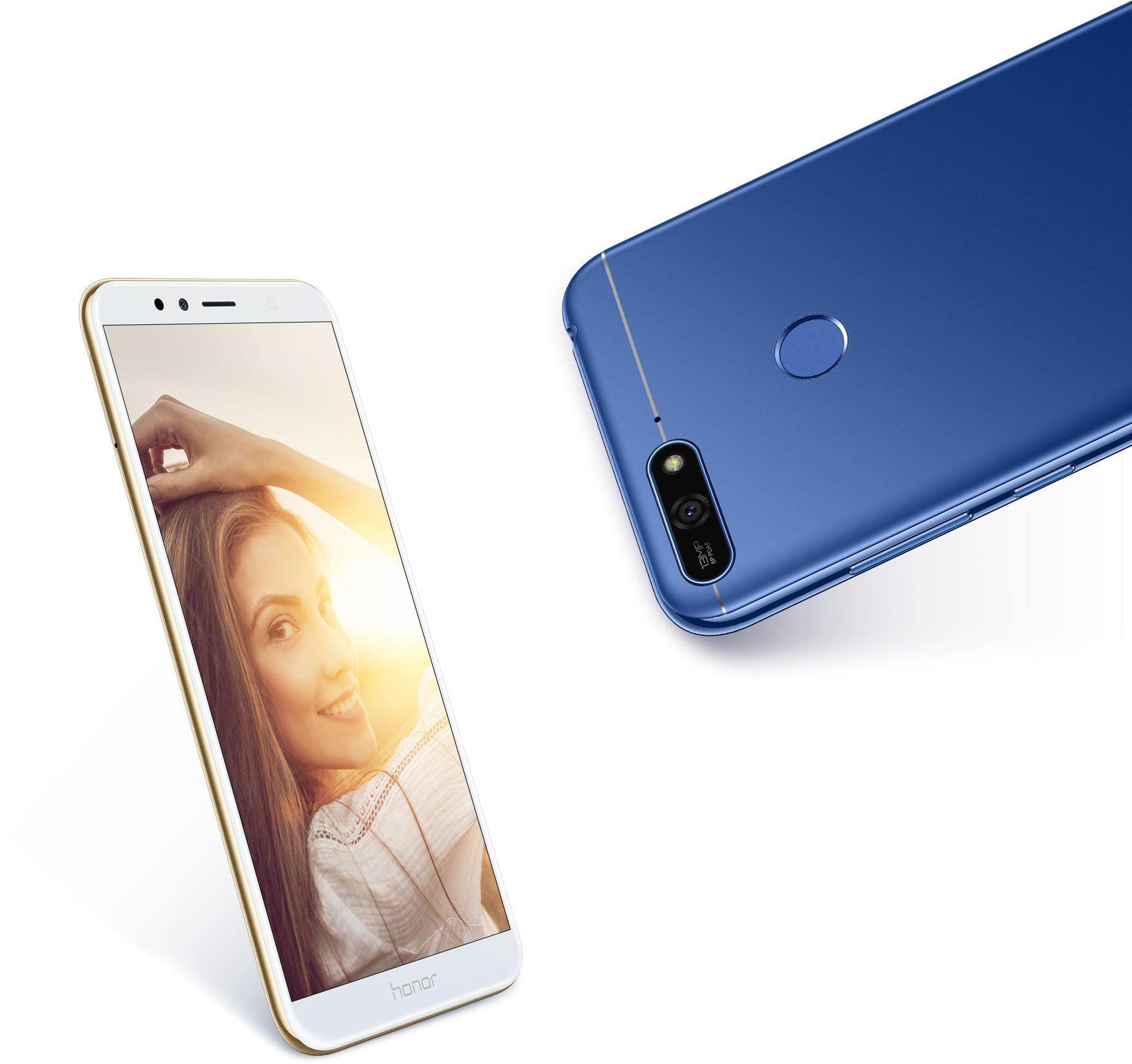 Смартфоны из Китая. Лидеры продаж на конец 2019 года - honor 7a два цвета