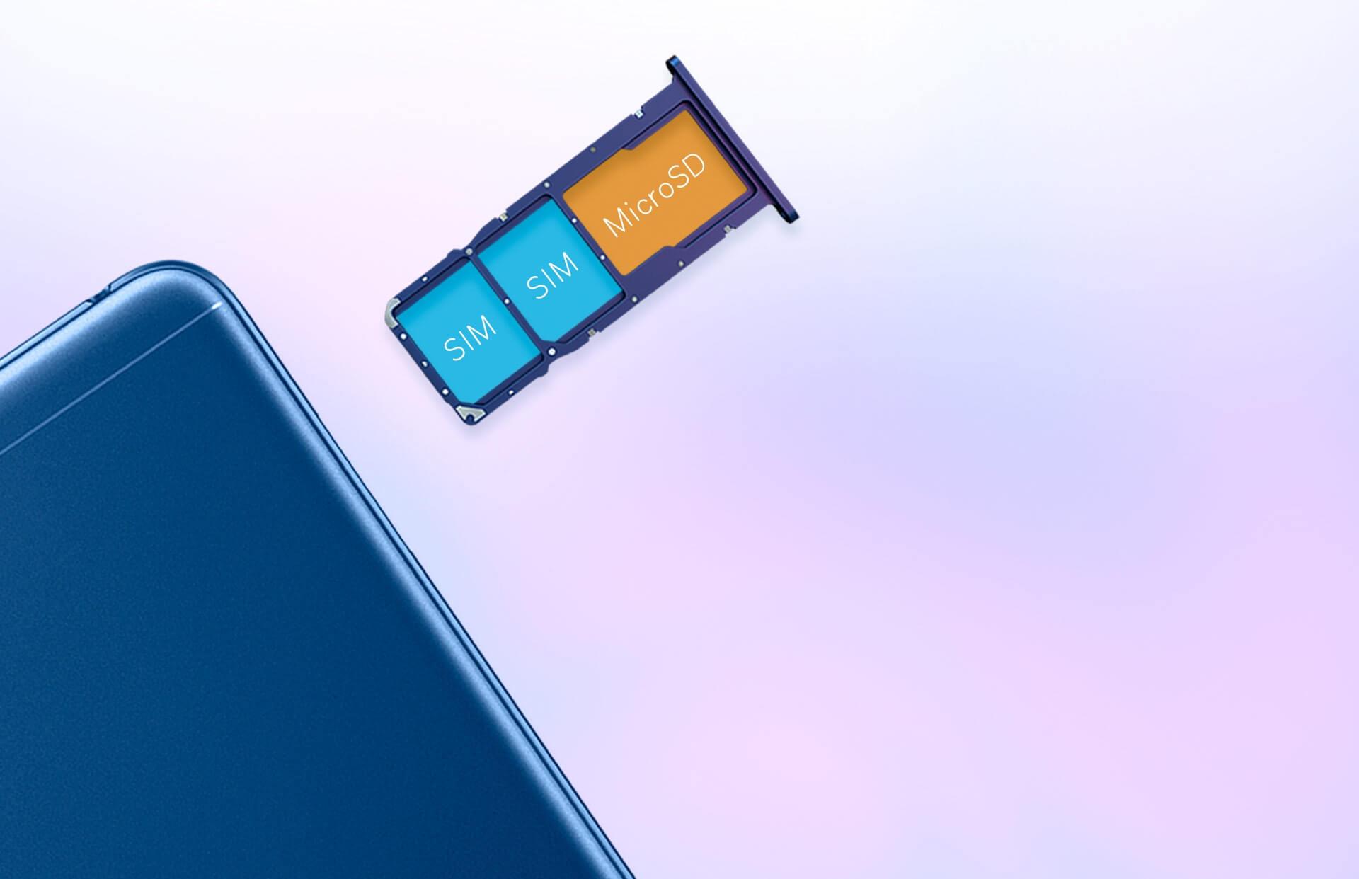 Смартфоны из Китая. Лидеры продаж на конец 2019 года - honor 7a с симками