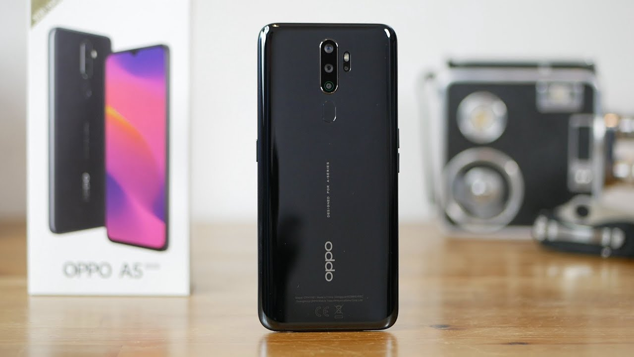 Смартфоны из Китая. Лидеры продаж на конец 2019 года - oppo a5 2020