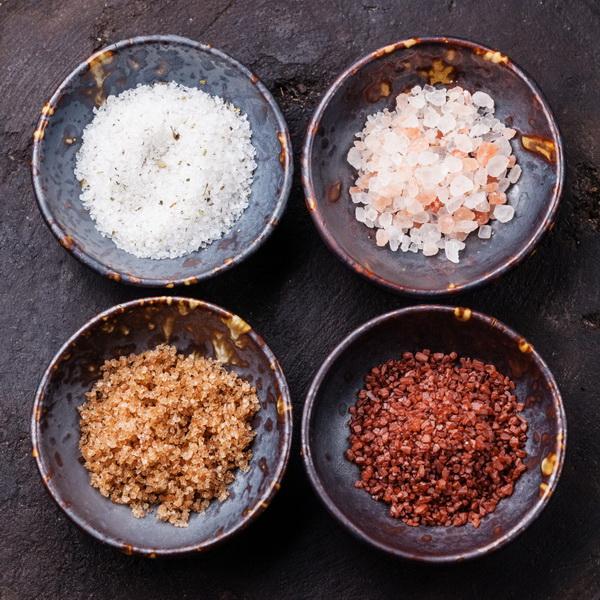 Соль-виды и свойства