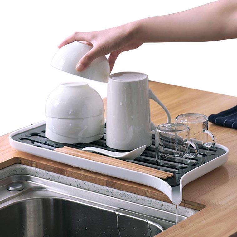 Сушилка для вымытой посуды