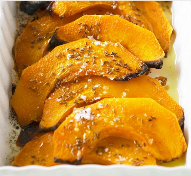 Тыква с медом-десерт