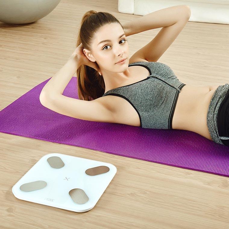 Весы напольные Picooc Mini для фитнеса