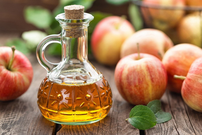 Яблочный уксус-фото