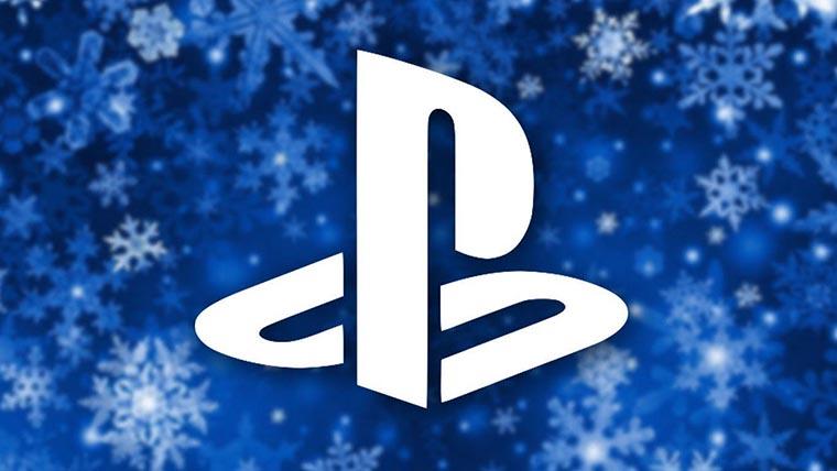 Зимняя распродажа игр ПС4
