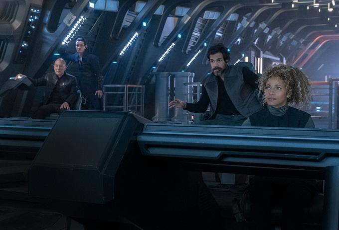 Звездный путь-Пикар кадр 2