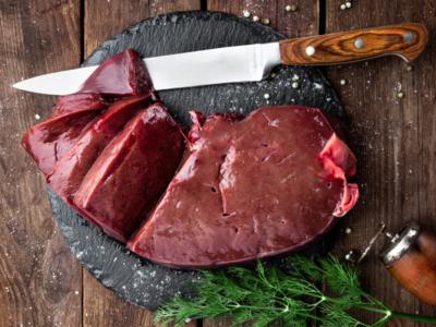 як приготувати яловичу печінку