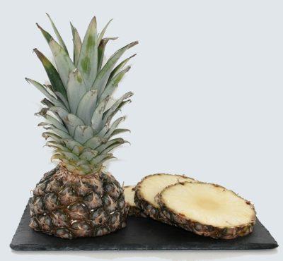 як нарізати ананас