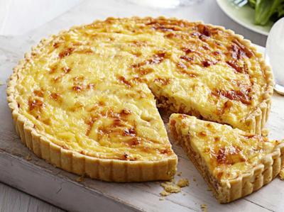 Кіш - знаменитий французький пиріг