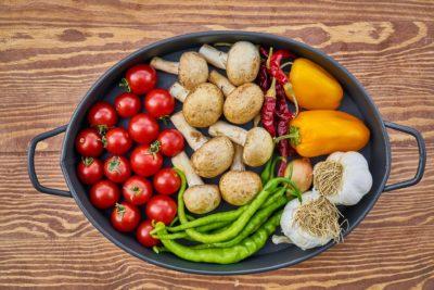 Овочі для холодцю